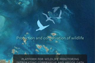 EO4wildlife Project brochure