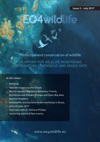 EO4wildlife Newsletter Issue-3 July-2017